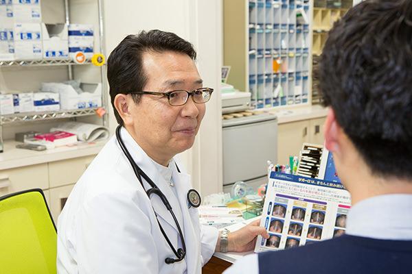 医師の処方による正しい服用をおすすめします